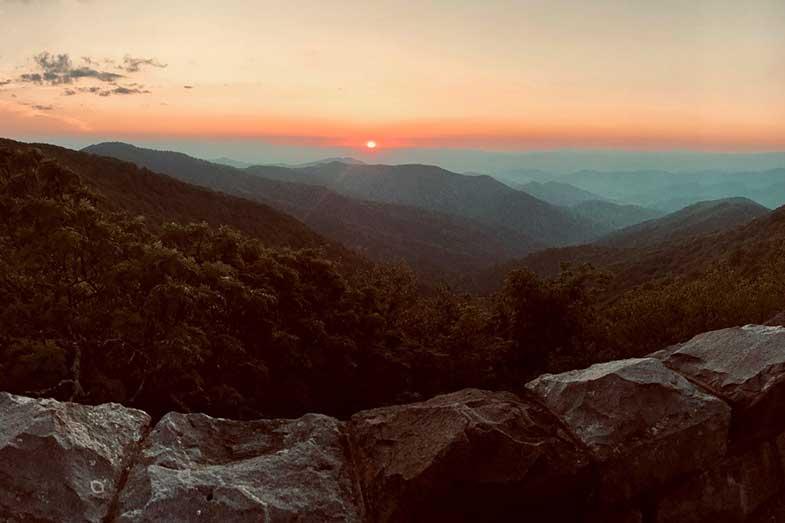 National Park in Virginia