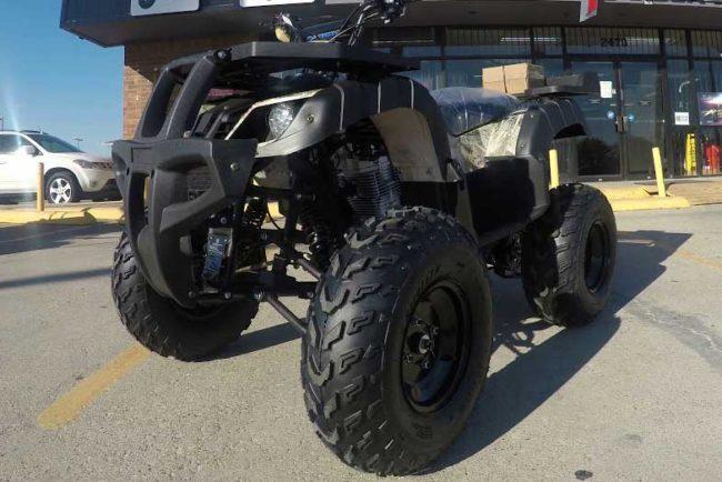 TaoTao Rhino 250 ATV: Specs and Review
