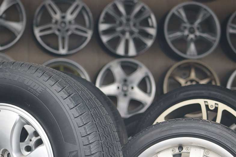 Tires Workshop