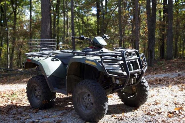 Arctic Cat 500 4×4 Specs and Review