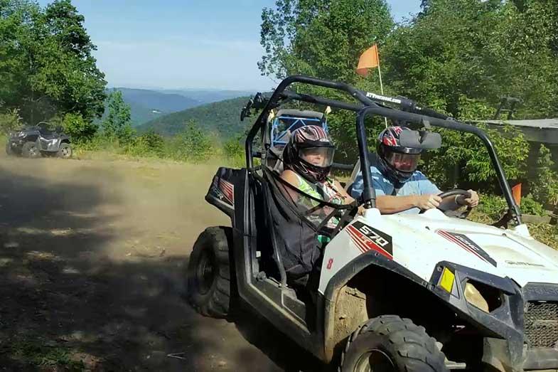 ATV Vermont Tours Killington Mountain