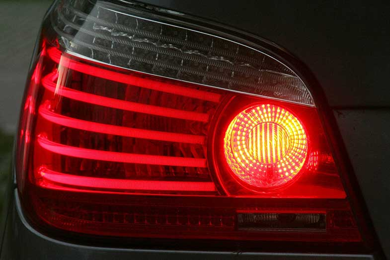 Brake Light Car