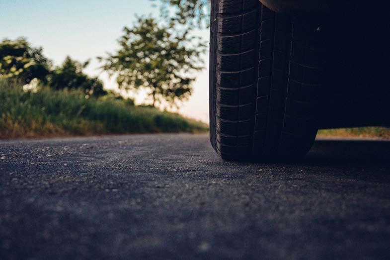 Car Road Tire