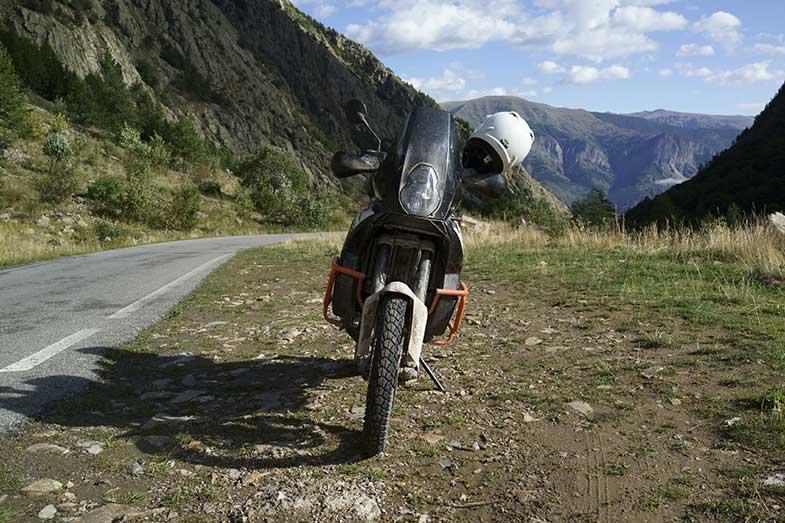 KTM 990 Adventure Motorcycle