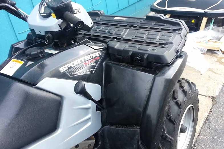 2007 Polaris Sportsman 500 ATV