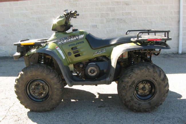 2000 Polaris Sportsman 500 Specs and Review