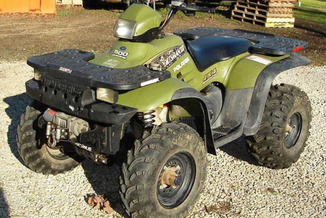 2001 Polaris Sportsman 500 Specs and Review