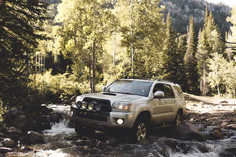 Off-Road Rocky River