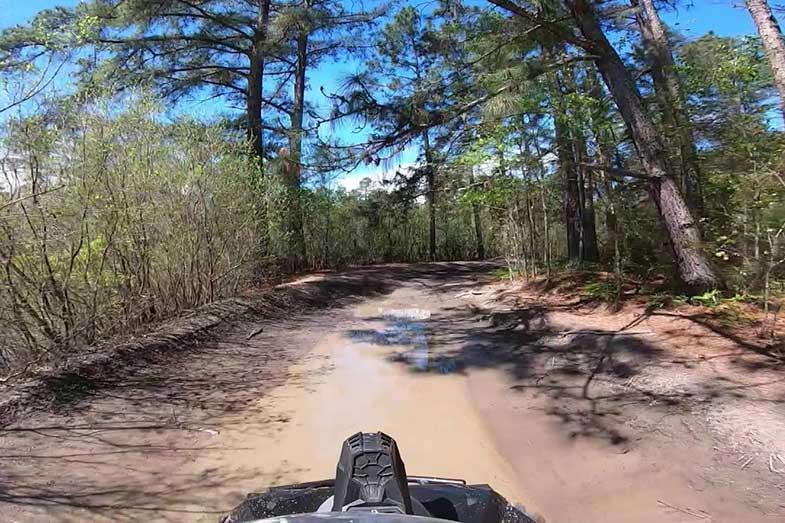 Outback ATV Park Mud