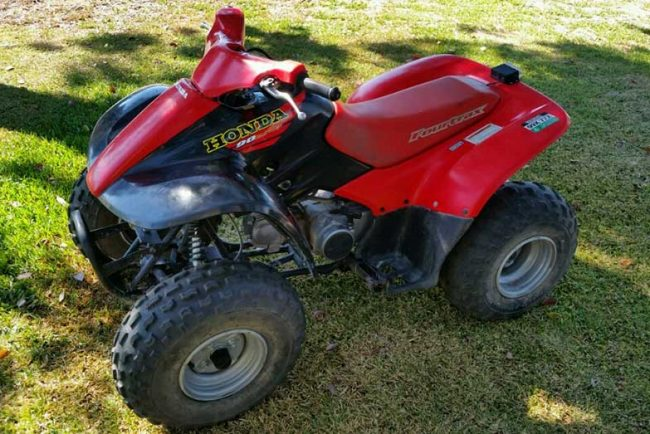 Honda TRX 90 ATV Specs and Review