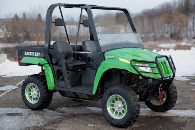 Arctic Cat Prowler 650 Specs and Review