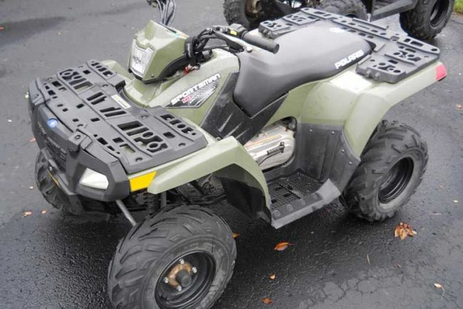 Polaris Sportsman 90 Specs and Review