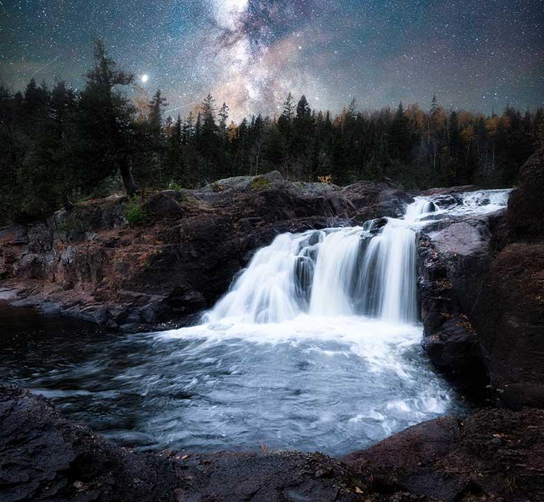 Minnesota USA Nature Night
