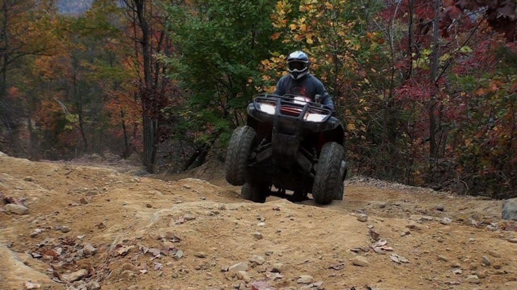 Windrock Park Tennessee ATV