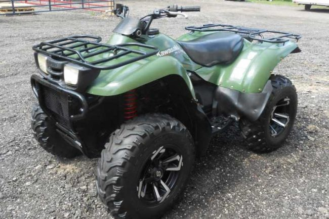 Kawasaki Prairie 400 4×4 Specs and Review
