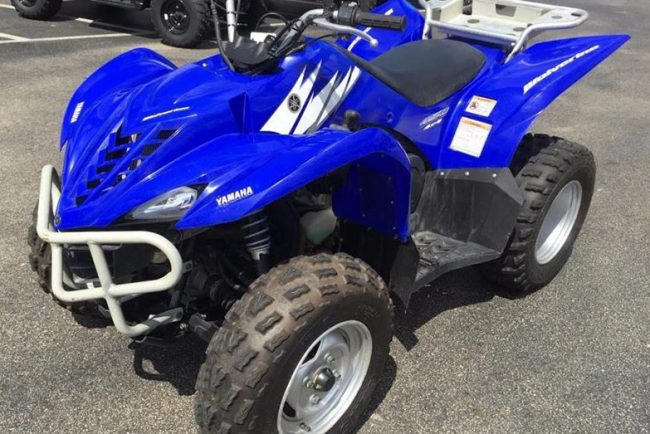 Yamaha Wolverine 450 4×4 Specs and Review