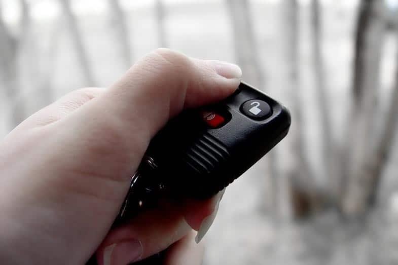 Car Lock Remote Fob