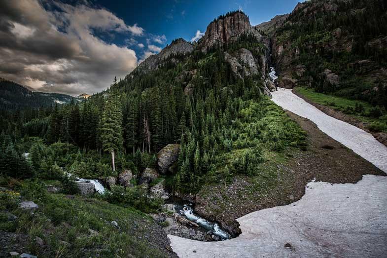 Engineer Pass, Alpine Loop, Colorado