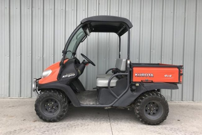 Kubota RTV 500 Specs and Review