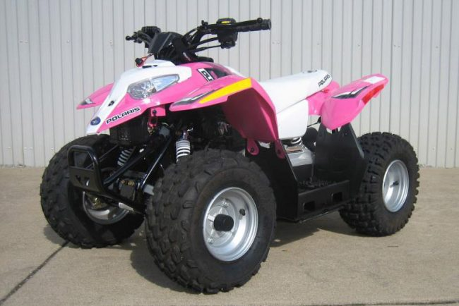 Polaris Outlaw 50 Specs and Review