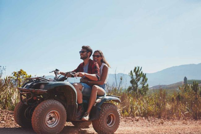 Yamaha Grizzly 125 Specs and Review