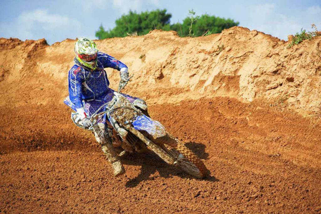 Motocross Extreme Sport Dirt Bike