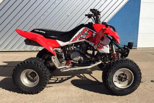 Polaris Outlaw 525 Specs and Review