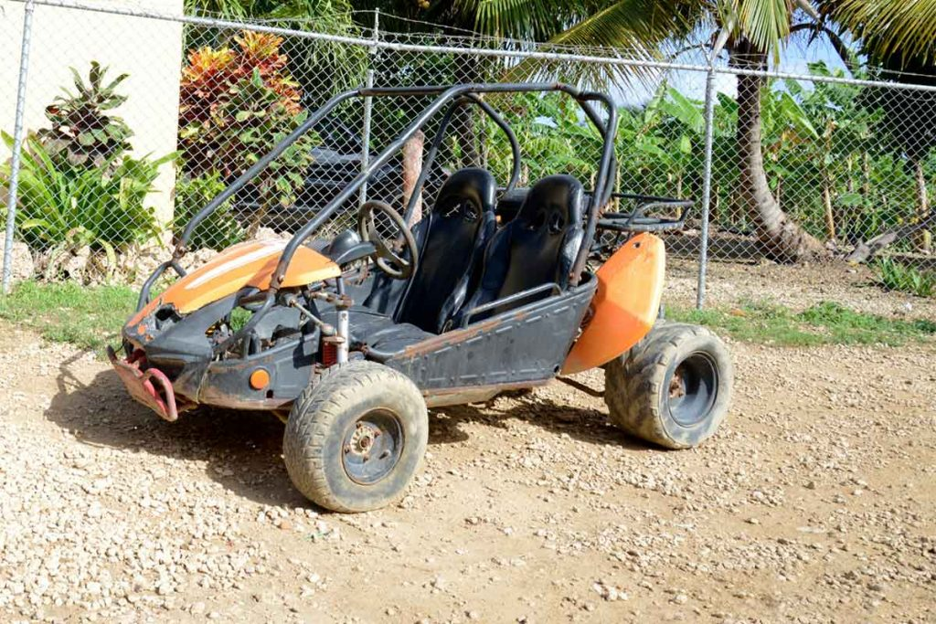 Dune Buggy Off-Road Vehicle