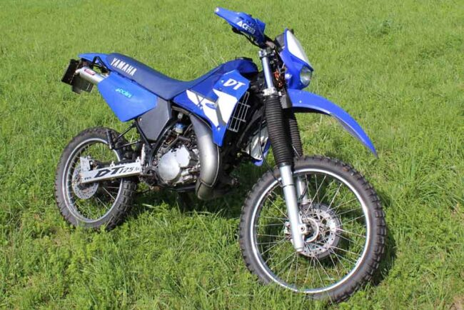 Yamaha DT125 Specs and Review