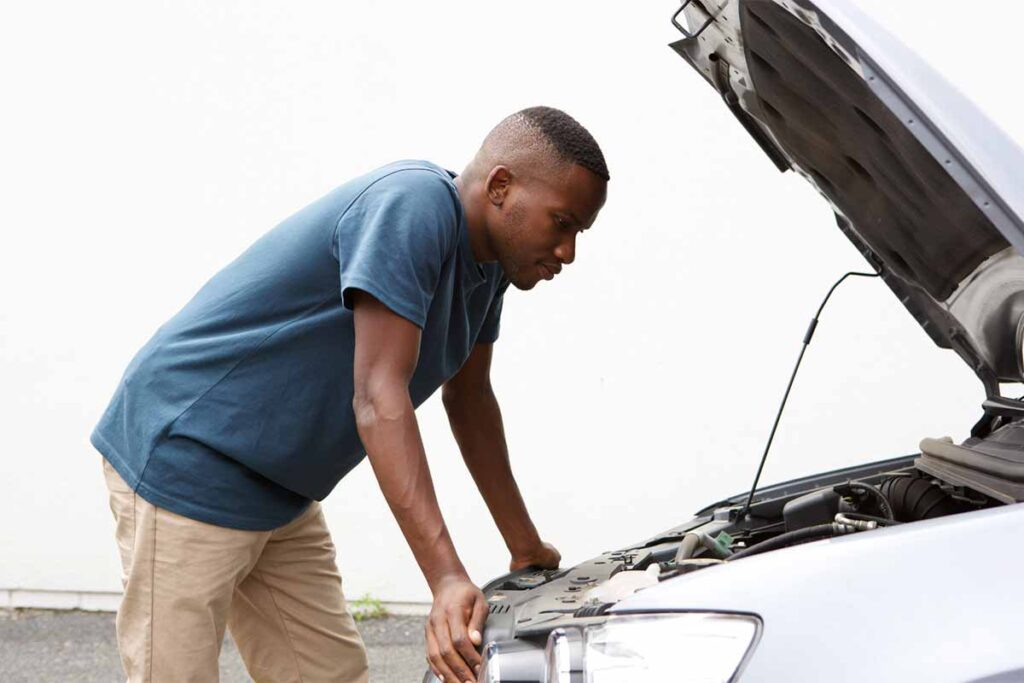 Person Checking Engine