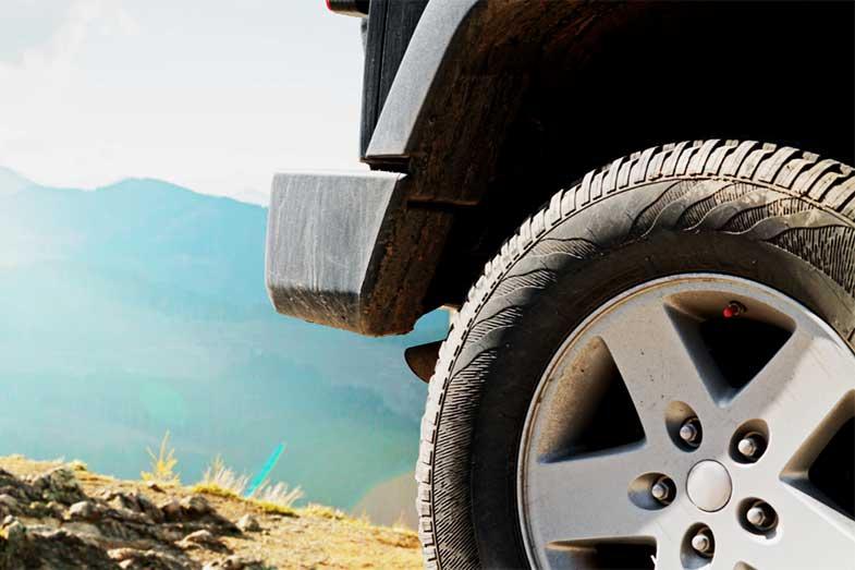 Jeep Car Off-Road Dirt Adventure Trail