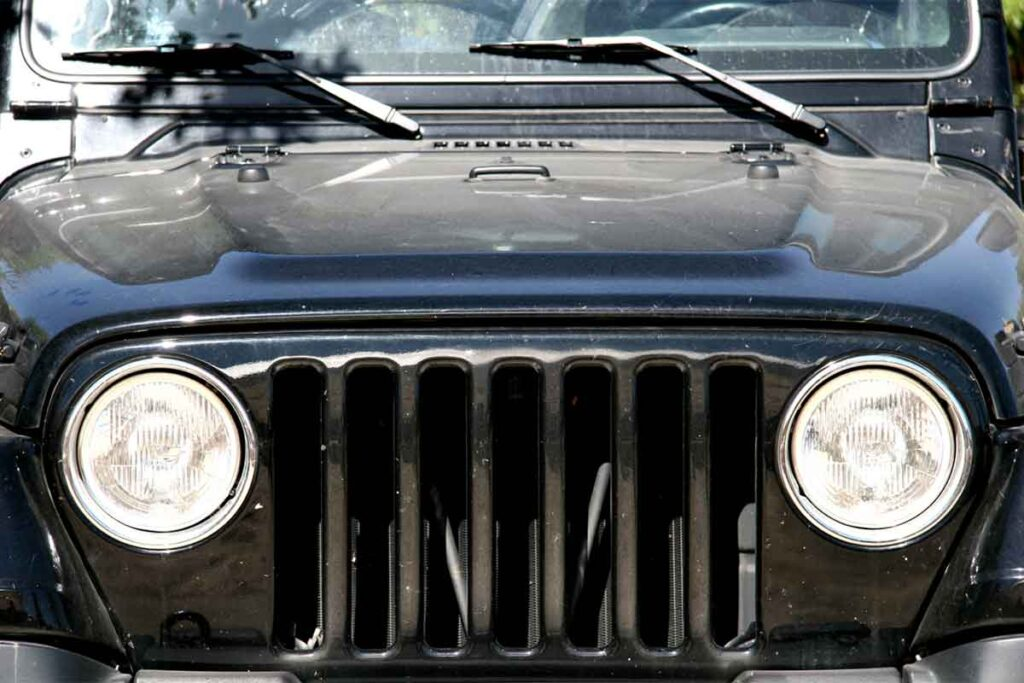 Off-Road Car Jeep Wrangler